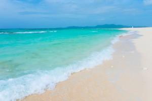 久米島ビーチ