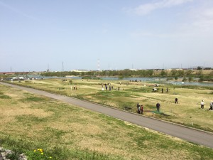庄川緑地4
